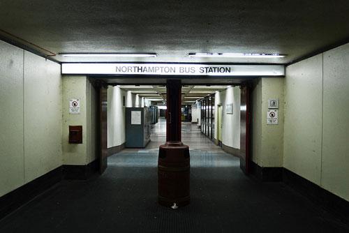 Greyfriars Bus Station by Nico Hogg